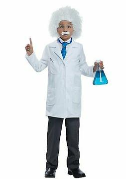 California Costumes 00297 Child Albert Einstein