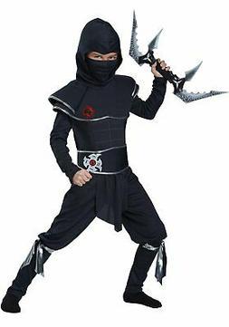 California Costumes 00473 Child Ninja Warrior