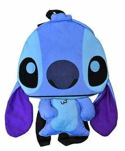 16'' New Disney Lilo and Stitch Soft Fluffy Plush Doll Flat