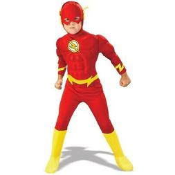 BuySeasons 283562 DC Comics the Flash Muscle Chest Deluxe To