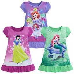 4-10Y Mermaid Girls Princess Ariel <font><b>Dress</b></font>