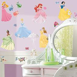 Disney Princess Peel and Stick Wall Decals