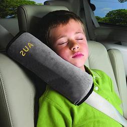 SSAWcasa Seatbelt Pillow,Car Seat Belt Covers for Kids,Vehic