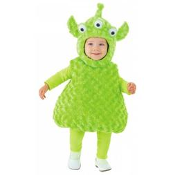Alien Costume Baby Toddler Kids Toy Story Halloween Fancy Dr