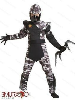 Arctic Ninja Forces Costume Child Halloween Force Japanese S