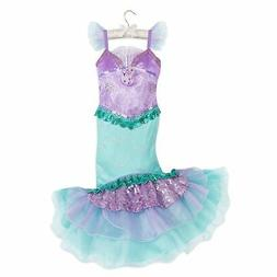 Disney Ariel Costume with Sound for Kids Size 5/6