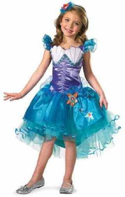 Ariel Tutu Disney Princess Little Mermaid Fancy Dress Up Hal