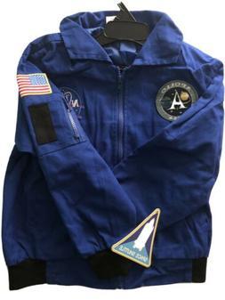 Astronaut Kids Real Gear Halloween Costume Jacket Size Small