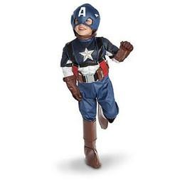 Avengers~CaPtAiN AMERICA~CosTumE+GLoVeS+MaSk+BooT CoVeRs+HeL