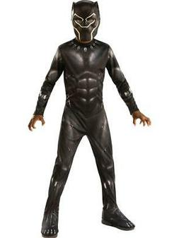 Marvel Avengers Infinity War Black Panther Child Costume