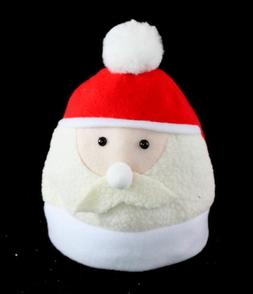 Baby's Christmas Hat Santa Claus Kids Toddler Xmas Costume P