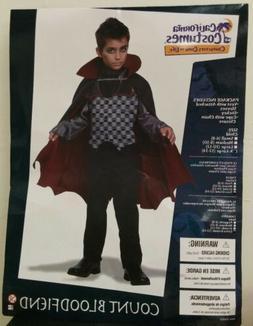 Count Bloodfiend Child Costume
