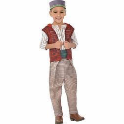 Disney Boys Aladdin Child Costume Halloween Whole New World