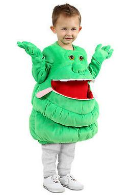 Brand New Ghostbusters Feed Me Slimer Toddler/Child Costume