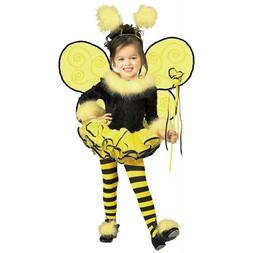 Bumble Bee Costume Kids and Toddler Halloween Fancy Dress