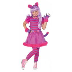 Cheshire Cat Costume Kids and Toddler Halloween Fancy Dress