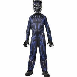 Child Black Panther Costume - Avengers Endgame