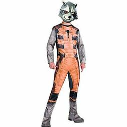 Child Rocket Raccoon Costume - Small