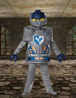 Child's Boys Deluxe LEGO® Nexo Knights Clay Knight Warrior