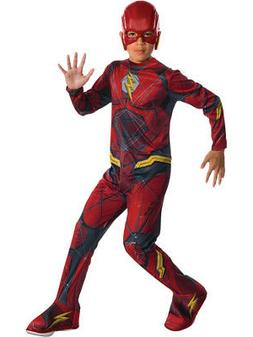 Child's Boys Justice League The Flash Costume