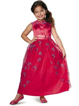 Childs Girl's Disney Princess Elena Of Avalor Gown Dress Cos