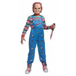 Chucky Costume Chucky Kids Halloween Fancy Dress