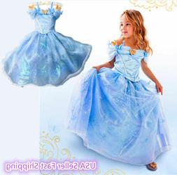 cinderella disney inspired dress princess costume free