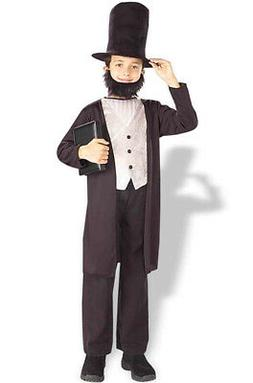 Classic Abraham Lincoln Child Costume