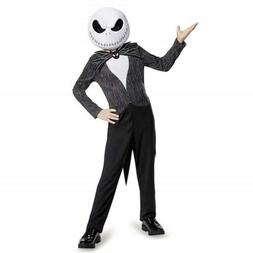 Boys Classic Jack Nightmare Before Xmas Costume sz Medium 7-