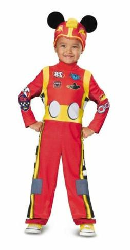 Classic Mickey Roadster Child Boys Costume and the Roadster