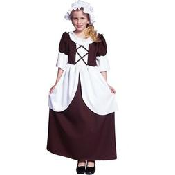 Colonial Girl Child Costume, 91130, RG Costumes