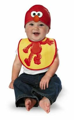 Disguise Costumes Drool Over Me Sesame Street Elmo Infant Bi