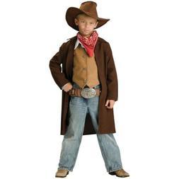 Cowboy Costume Kids Halloween Fancy Dress