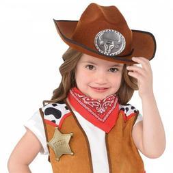 Cowboy Hat Kids Halloween Fancy Dress