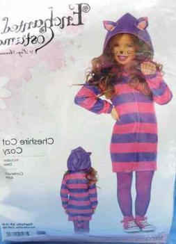 Cozy Cheshire Cat Animal Alice Wonderland Fancy Dress Up Hal
