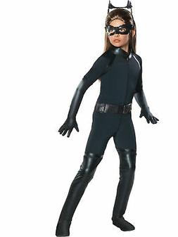 Deluxe Catwoman Costume - Girls