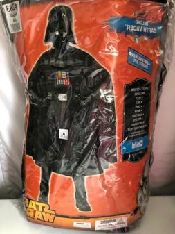 STAR WARS DELUXE DARTH VADER COSTUME* CHILD'S SMALL*LIGHT UP
