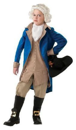 Rubie's Deluxe George Washington Costume - Large