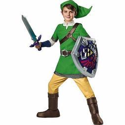 Deluxe Link Halloween Costume for Boys, The Legend of Zelda