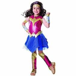 Deluxe Wonder Woman Costume Child's Medium