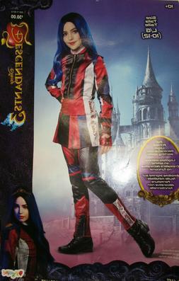 Disney Descendants 3 Evie Girls Child Deluxe Halloween Costu