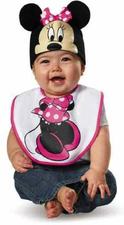 Disguise Baby Girl's Disney Mickey Mouse Pink Minnie Infant