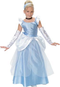 DISNEY Girl's Cinderella Costume Princess Kids  Dress size 7