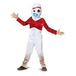Toy Story 4 Forky Halloween Costume Child Boys Size Medium 8