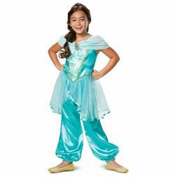 Disguise Disney Princess Jasmine Aladdin Childrens Halloween