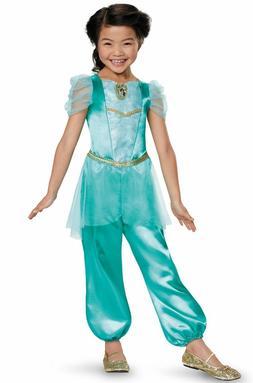 Disney Princess Jasmine Classic Aladdin Toddler Child Costum