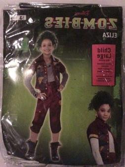 Disney's Zombies Eliza Deluxe Child Costume, Size Large 12-1