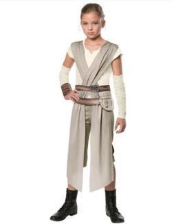 Disney Star Wars REY Force Awakens Child Kids Costume Rubies