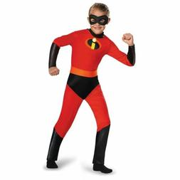 disney the incredibles dash classic boys costume