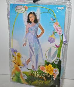 Disney Tinkerbell Fairies Silvermist Deluxe Costume Child Me